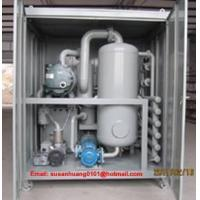 China Transformer oil filtration system for upgrading new and old transformer oil on sale