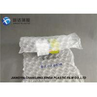 Quality Bubble Packaging Material Air Filled Film Roll Shockproof Air Filled Packaging Bags wholesale