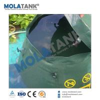 China Mola Tank Common tarpaulin open top plastic water storage tank in fire fighting on sale