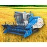 Quality Rice/Wheat Combine Harvester (4LZ-258) wholesale