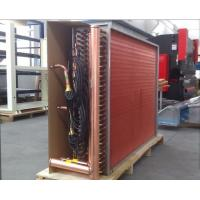 Quality Copper Condenser Coil For Industrial Refrigeration Commercial Refrigeration Air Conditioning Heat Pump wholesale