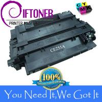 Quality NEW HP laserjet printer toner cartridge CE255A/X 55A/X wholesale