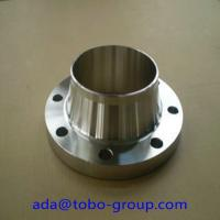 "Quality Industrial UNS 2201 S32750 / S32760 Long Weld Neck Flange 1/2""- 48"" wholesale"