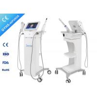 China Ultrasound Vagina HIFU Beauty Machine 3 In 1 Hifu Facial Machine Automatic Rotate on sale