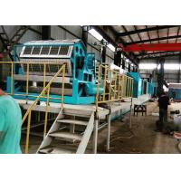 Quality Auto Industrial Packaging Machine Egg Tray Production Line With Drying System wholesale