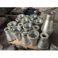 Quality Missle Heads Aluminum Forging Parts  High Strength 7075 T6 Forged Cone wholesale