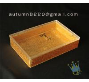 Quality BO (48) custom acrylic display case wholesale