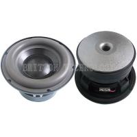 Quality Subwoofer 250 Watts Home Theatre Speaker Systems 8inch 82dB , Double Layer Foam Edge wholesale