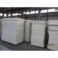 Quality Color Building Wall Roof Sandwich Panel 1150mm width Fireproof wholesale