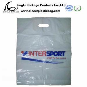 Quality Custom Supermarket Patch Handle Bags wholesale
