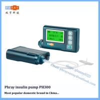 China Chinese factory wholesale 2016 new insulin pump with 24/48 basal rates setting, bolus setting on sale