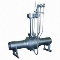 China Fully Welded Ball Valve with Flanged and Butt-welded Connection, Available in Size of 1/2 to 36-inch on sale