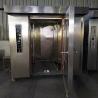 China Multifunctional Bakery Deck Oven , Diesel Bakery Equipment Oven 4 Kw on sale