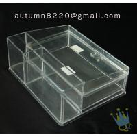 Quality BO (63) clear acrylic makeup case wholesale