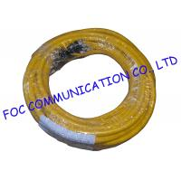 Quality Breakout optical patch cord FC / UPC 24 Core fiber optic jumper High Reistance wholesale