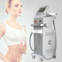 Quality Multifunctional Laser Beauty Equipment , Laser Hair Removal Machine 68*55*120cm wholesale