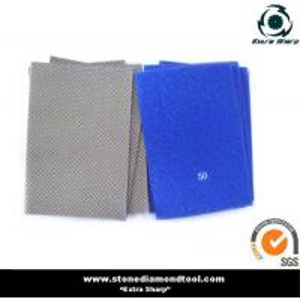 Quality Electroplated Diamond Hand Polishing Pads/Sand Paper wholesale