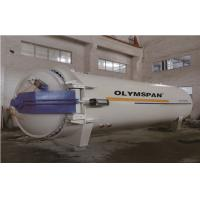 Quality Chemical Glass Autoclave for glass lamination processing line,150℃,1.3Mpa,72KW wholesale