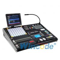 Quality Led Dmx Controller 2048 Channels / Stage Light Controller For Pearl Fixture Library wholesale