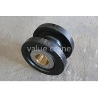 China Forging track roller for crawler crane CKE2500G-2 spare parts on sale