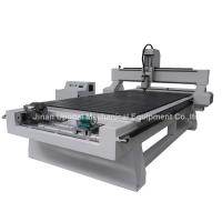 Quality 4 Axis CNC Wood Engraving Machine with Rotary Axis Fixed in X-axis wholesale