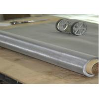 Corrosion Resistance Heat Resistant Wire Mesh AISI Stainless Steel Plain Twill