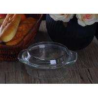 Cheap Clear Glass Salad Bowls for sale