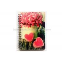 Quality PP Cute Pattern Lenticular Notebook For Kid wholesale
