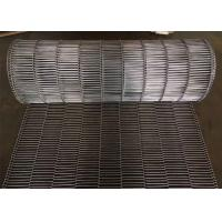 Buy cheap Acid - Resisting Stainless Steel Chain Mesh Conveyor Belt For Transporting from wholesalers