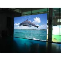 Quality TOPLED Full Color Led Display Board , Led Screen Video Wall P4 Image Advertising wholesale