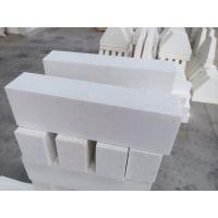 Quality Refractory material AZS refractory brick for glass kiln / fire resistant bricks wholesale