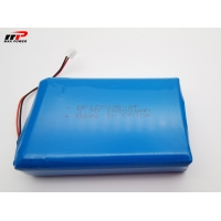 China 3.7V 126090 16AH 1S2P Lithium Polymer battery IEC CB UL on sale