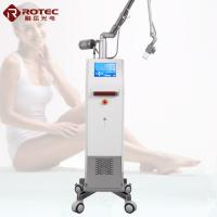 Quality 30W 10600nm CO2 Laser Beauty Equipment , Fractional Laser Machine Vaginal Tightening wholesale