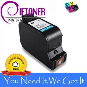Quality Compatible HP C1823D (HP 23) Tri-Color Ink Cartridge wholesale