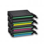 Quality Recycled Samsung Color Toner Cartridges CLT-C508S CLT-M508S CLT-Y508S CLT-K508S wholesale