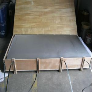 Quality titanium sheet ASTM B265 gr2 gr5 Gr.2Gr.5 grade 5 ti6al4v heat exchanger ams 4911 3mm,5mm, wholesale