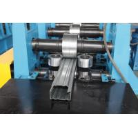 Quality 45 # steel Beam Profile Roll Forming Machine With hydraulic power 5.5kw wholesale