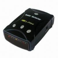 Buy cheap Radar Detector with English/Russian Voice and VCO Technology from wholesalers
