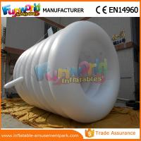 Quality Customized Size 0.16mm PVC White Inflatable Helium Balloons Inflatable Giant Balloon Ball wholesale