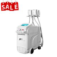 Quality 1400W Fat Freeze Cryolipolysis Machine Slimming Beauty Salon Equipment 4 Handles wholesale