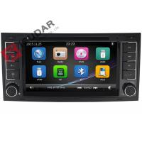 Quality Digital VW Touch Screen Radio , Volkswagen Touareg DVD Gps Navigation Player wholesale