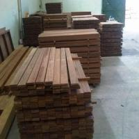 Quality Solid Merbau Timber Floor Boards (M-T-FB) wholesale