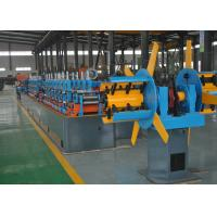 Quality Automatic Erw Steel Pipe Forming Mill Production Line Straightness Is Good wholesale