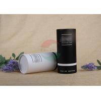 Buy cheap Easy Open Paper Tube Packaging For Food , Gift , T-Shirt High End Package product