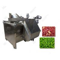 Quality Stainless Steel Peanuts Beans Frying Machine For Sale Commercial Use/High Efficiency Green Beans Fryer Machine Low Price wholesale