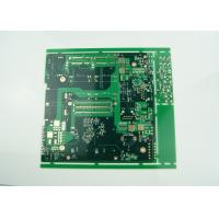 Green Multilayer PCB Immersion Gold 8 Layer PCB with UL Certification