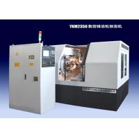 China High Precision Bevel CNC Gear Shaping Machine, 4 Axis NC Machine Tool System on sale