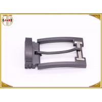Quality SGS Approved Various Sizes Gunmetal Buckle for Belt with Reversible Clip wholesale