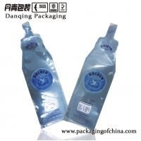 Quality 500ml Beverage Injection Stand up Liquid Pouch with PE Material D0128 wholesale