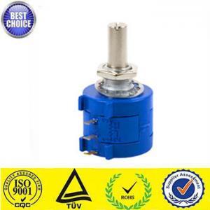 Quality BONENS 3590S Precision Wirewound Potentiometer With 1K 2K 5K 10K 20K 50K 100K ohms wholesale